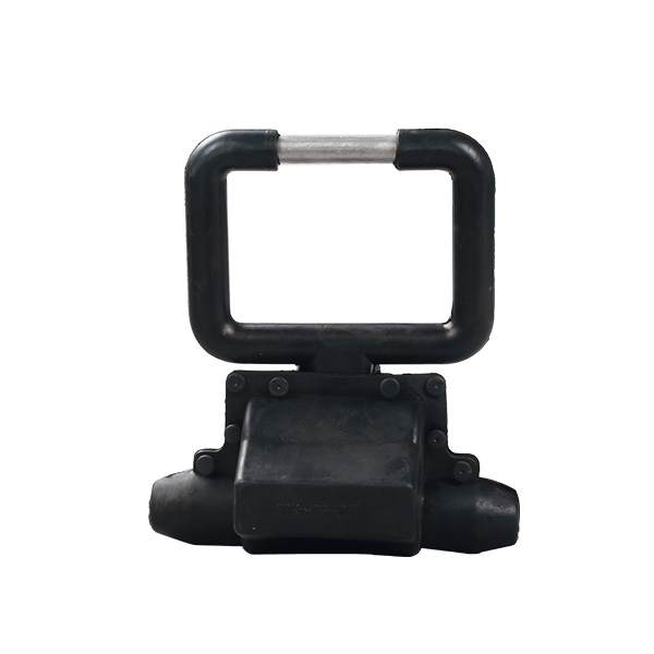 JDL type grounding clamp and insulation cover (2)